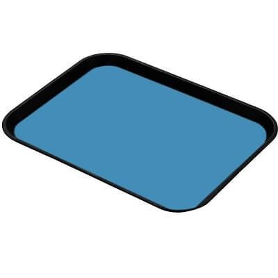 ESD Tray Liner light blue