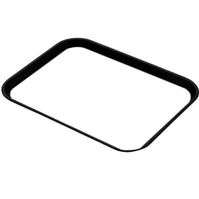 Anti Static Clean Room Tray Liner in White