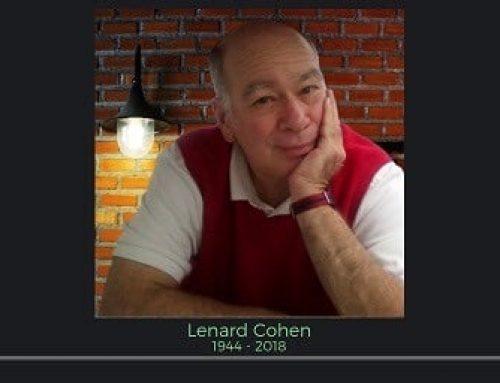 Lenard Cohen